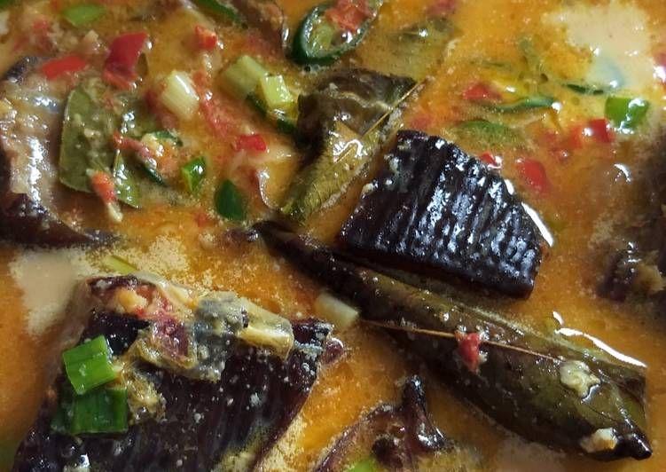 Resep Ikan Pe Pari Masak Santan Oleh Adeliadelle Resep Resep Ikan Resep Masakan Indonesia Resep Masakan