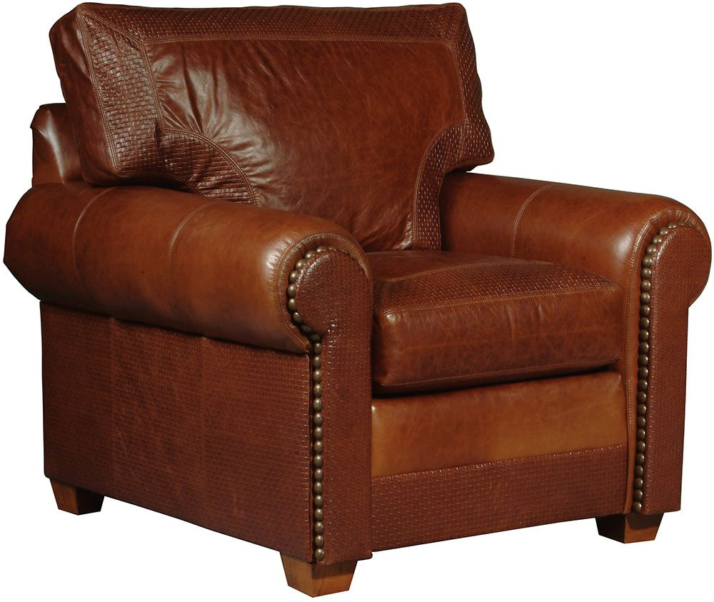 Cheyenne Chair, Stickley Fine Leather Collection ...