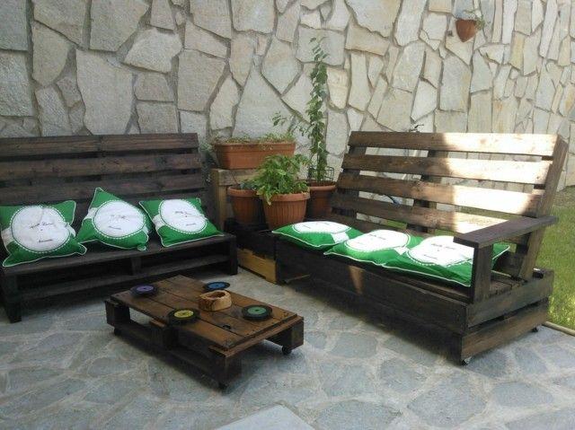 Muebles e ideas de accesorios modernos para el jardín | Pinterest ...