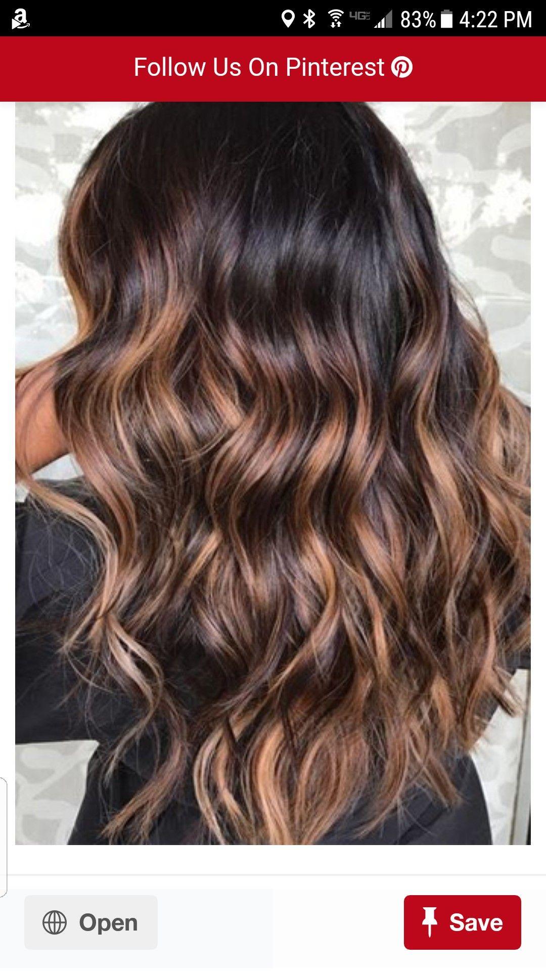 Couleur cheveux brun 2018