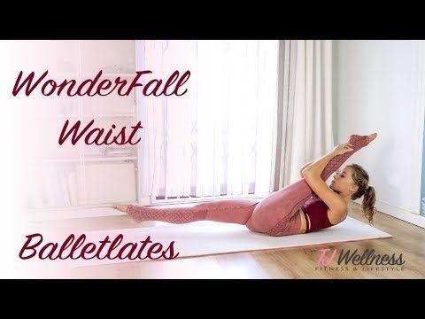 wonderfall waist ♥ balletlates  ballet workout  pilates