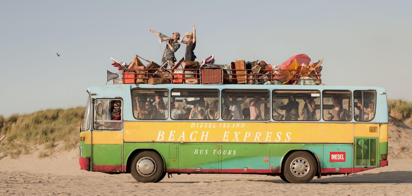 DIESEL: BEACH EXPRES love it!
