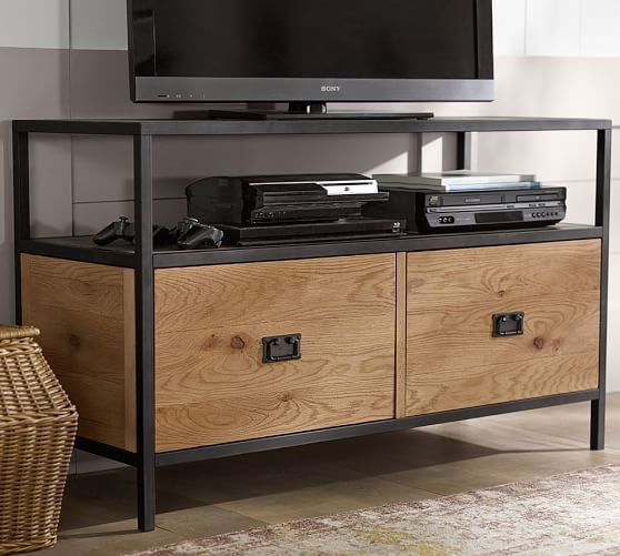 Lincoln Media Stand Living Room Furniture Sale Cheap