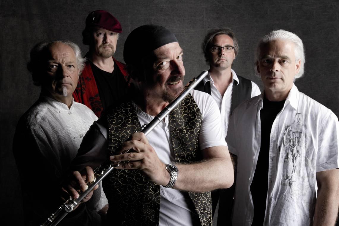 Jethro Tull: Ian Anderson, Martin Barre, Doane Perry, John O\'Hara en ...
