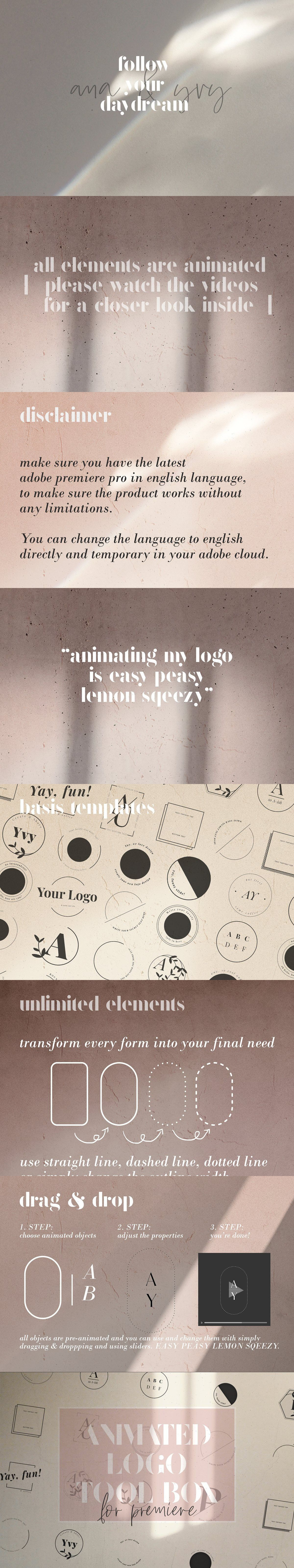 ANIMATED LOGO TOOL BOX No.1 Logo maker, Templates