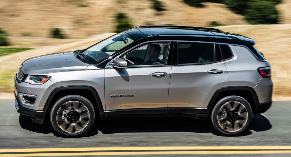2017 Jeep Compass Heading To Geneva For Its European Premiere