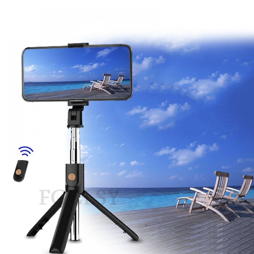 3 in 1 wireless bluetooth selfie stick monopodmini