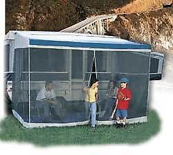 Dometic 947208 009 A E Screen Room For 8 Trim Line Bag Awning Camper Awnings Popup Camper Camper