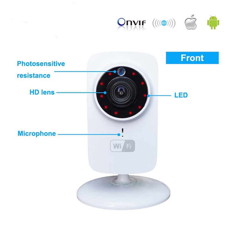 42.29$  Buy here - http://aliv8y.worldwells.pw/go.php?t=32701517580 - HD Mini Wifi IP Camera Wireless 720P TF SD Card P2P Baby Monitor Network CCTV Security Home Protection