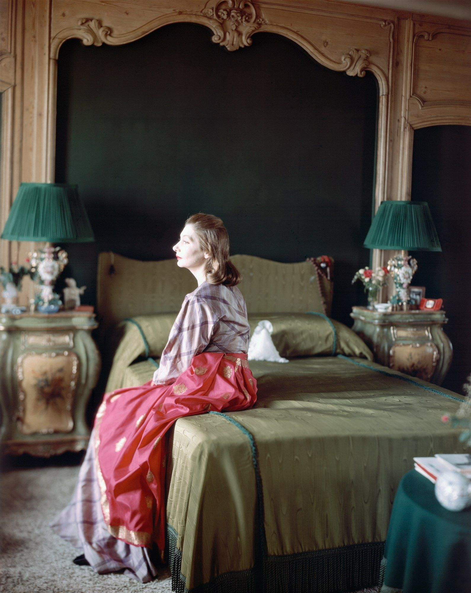 How do the bedrooms of famous people 60