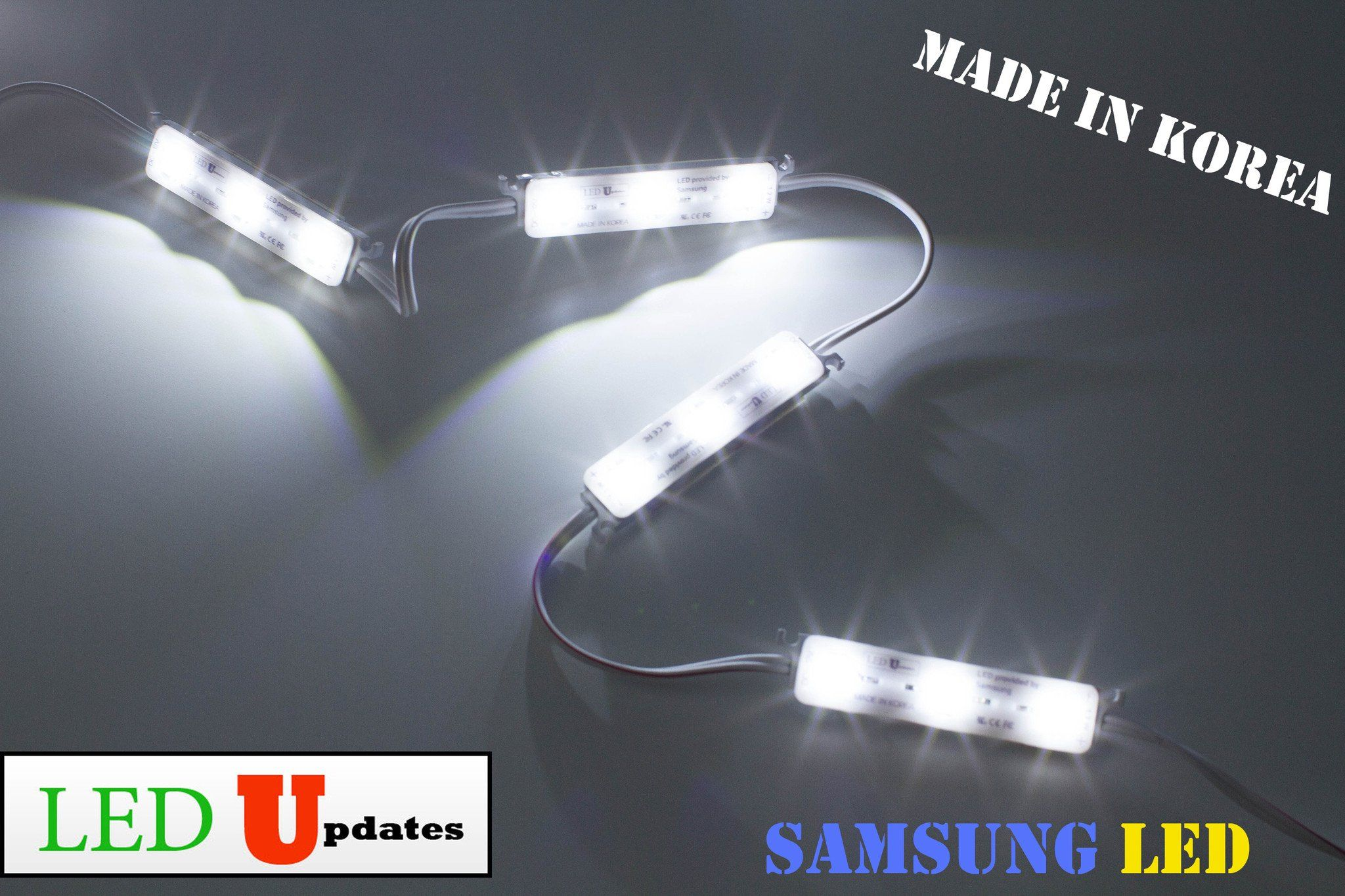 Super Bright K2835 Series Samsung Led Light Modules Made
