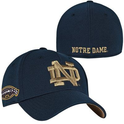 7c83feda899 ... reduced hats for the boy and me. notre dame fighting irish under armour  2014 shamrock