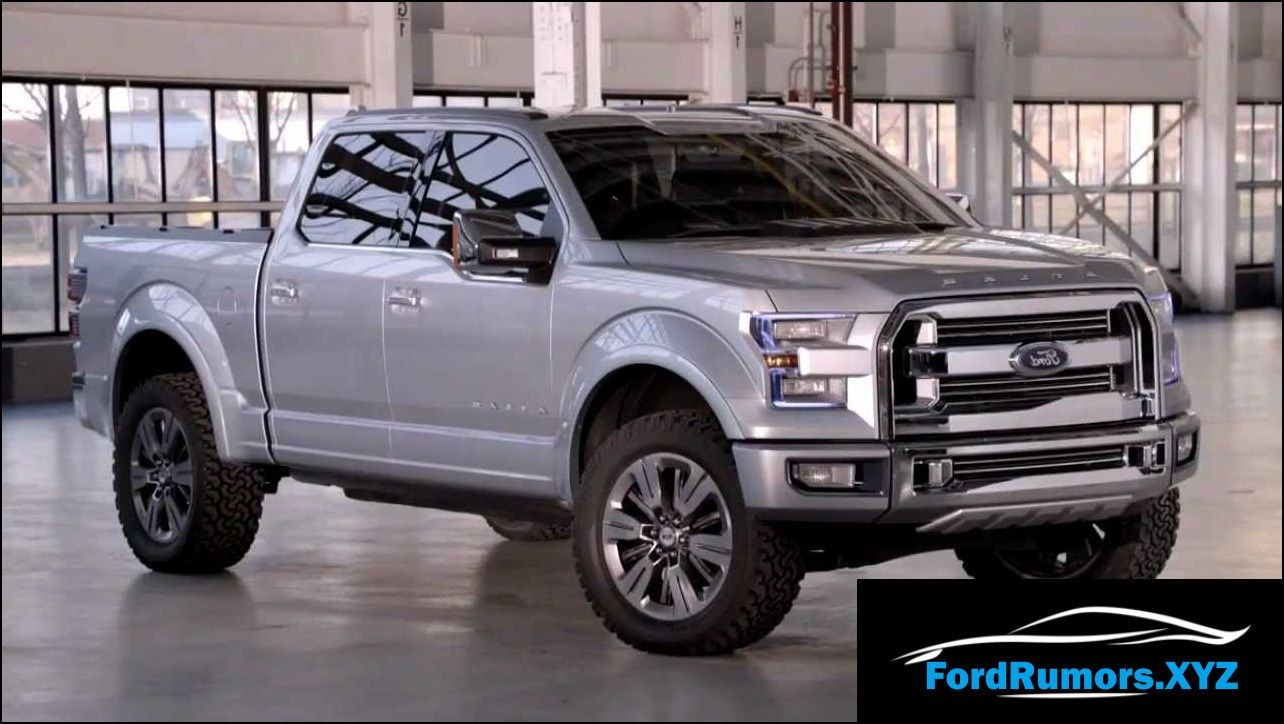 2020 Ford F150 Concept Price Release Date With Images Ford