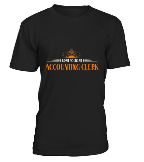 # Accounting Clerk T-shirt .  TIP: If you buy 2 or more (hint: make a gift for someone or team up) you'll save quite a lot on shipping.Guaranteed safe and secure checkout via:Paypal   VISA   MASTERCARD