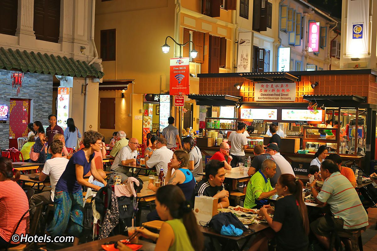 The Best Hawker Centre In Singapore Is A Hotly Contested Claim And It S True You Can Ask Ten Different Peopl Singapore Halal Food In Singapore Visit Singapore