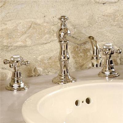 Thetis Cross Handle 012.3.33...   Bathroom Faucets   Miami   PSCBATH