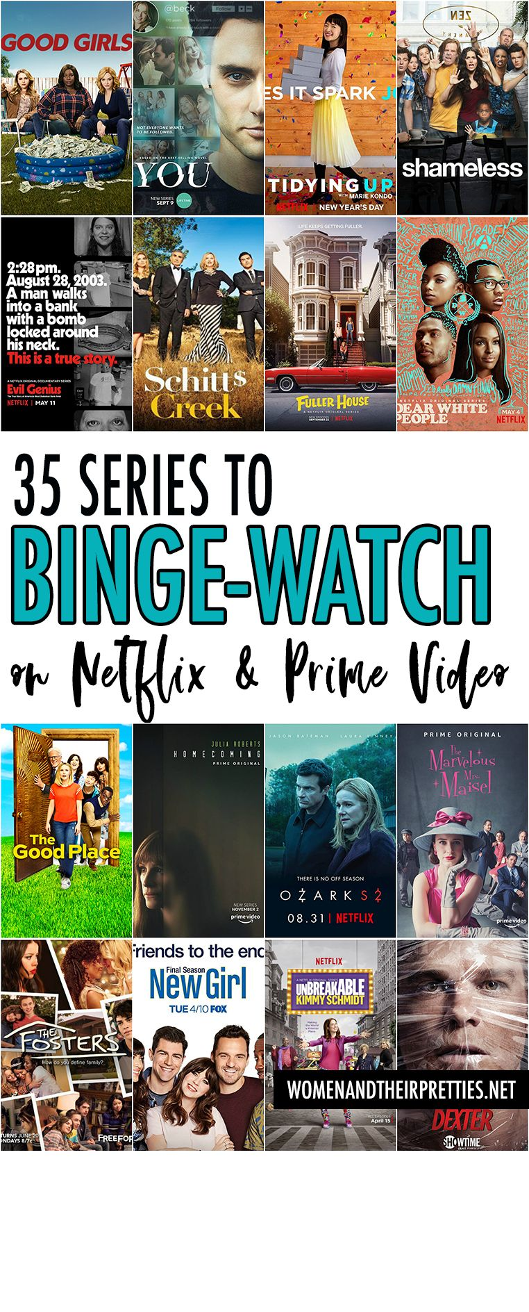 40 Shows You Should Already Be Binge Watching