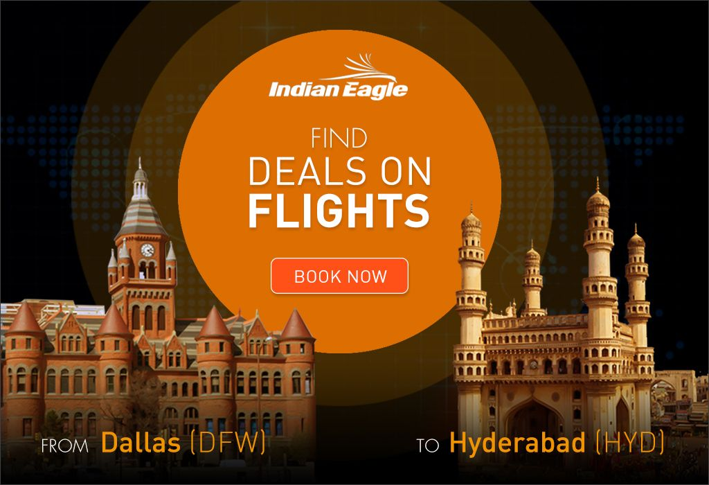 Flight information Hyderabad to Washington Dulles