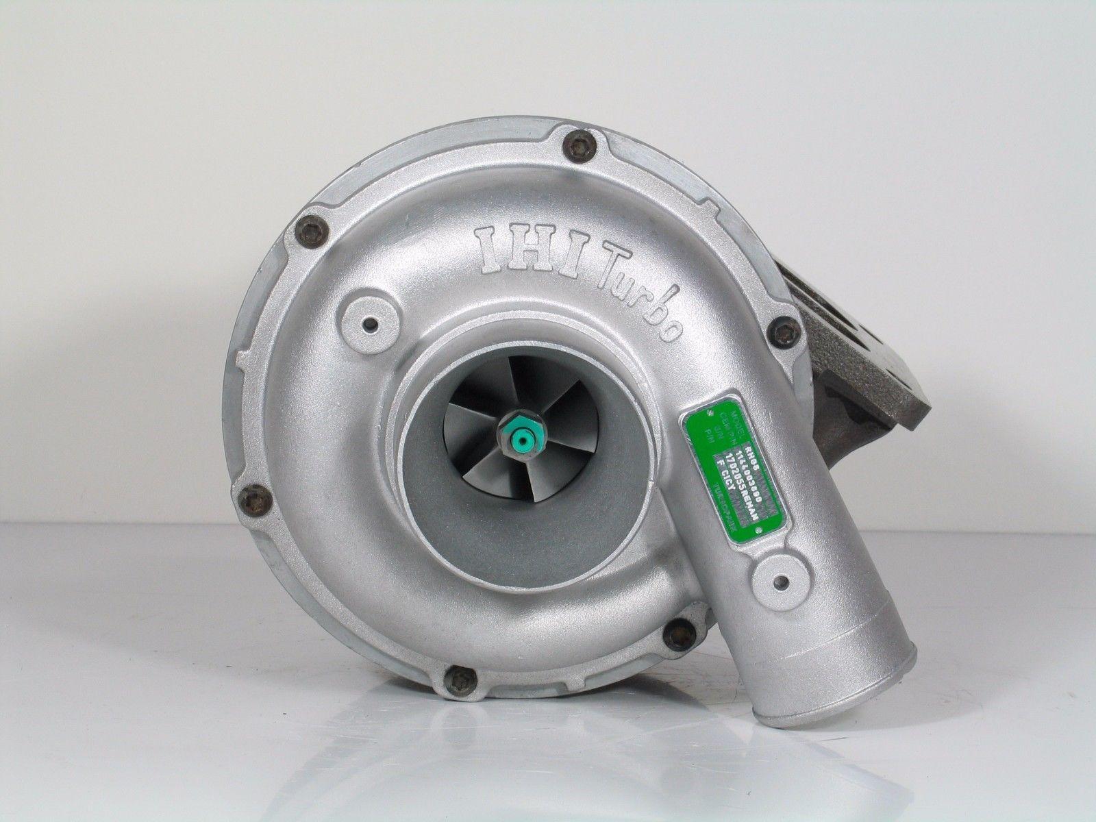 Details about RHG6 Turbocharger Isuzu Sumitomo Hitachi Earth