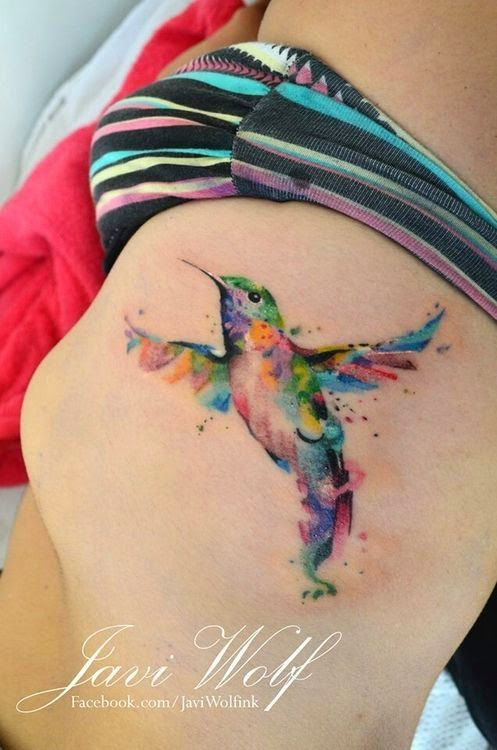 Casa Tatouage diário de uma casa de bonecas: tatuagens de aguarela omg, que