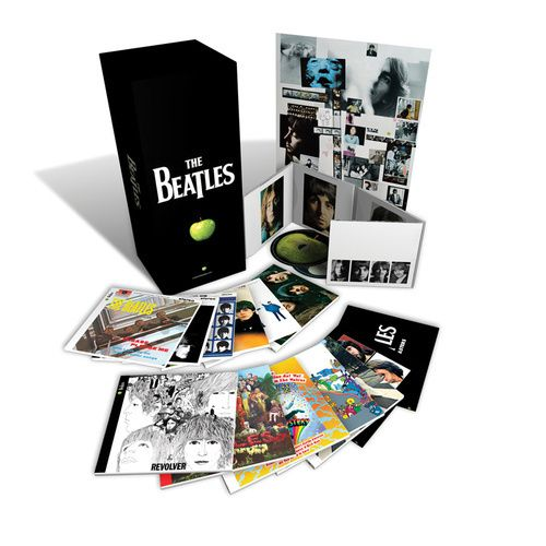 The Beatles CD collection :)
