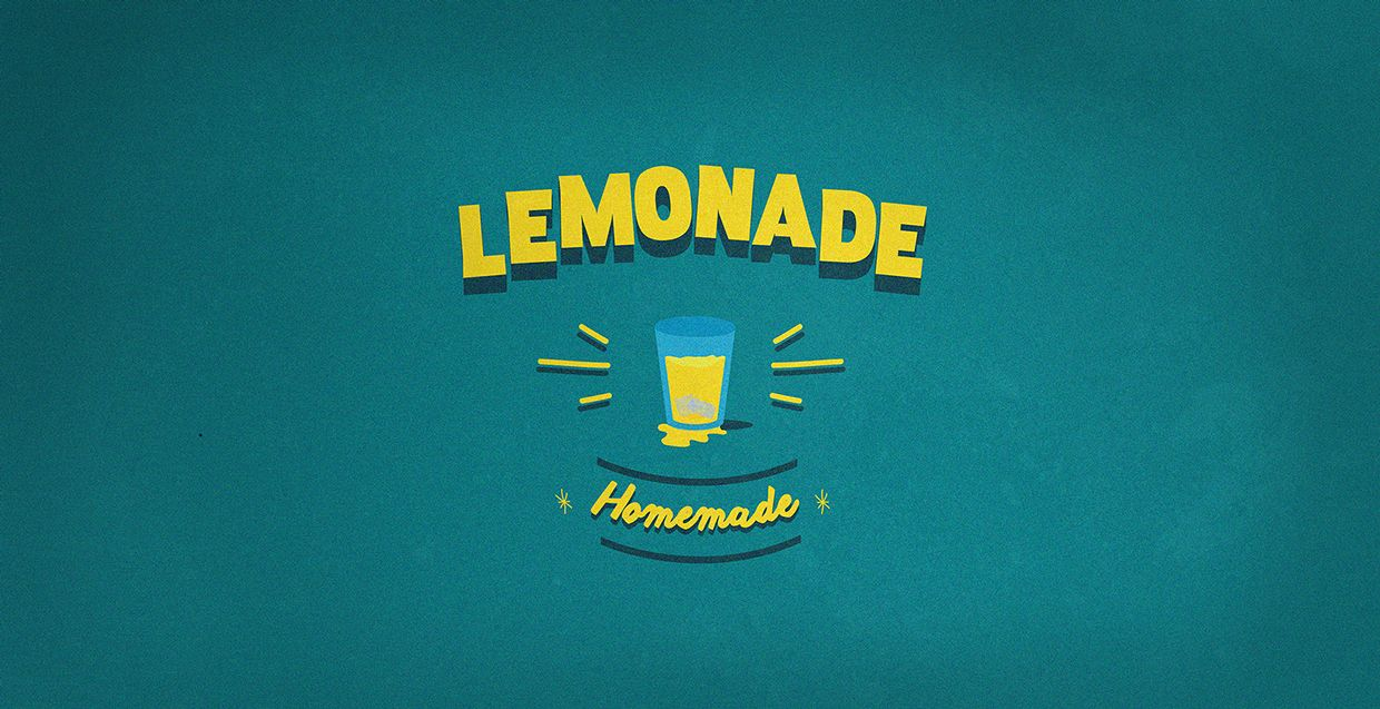 Lemonade's cover on Behance