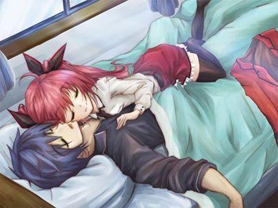 Kotori And Shido Date A Live Pinterest Date A Live Anime Date