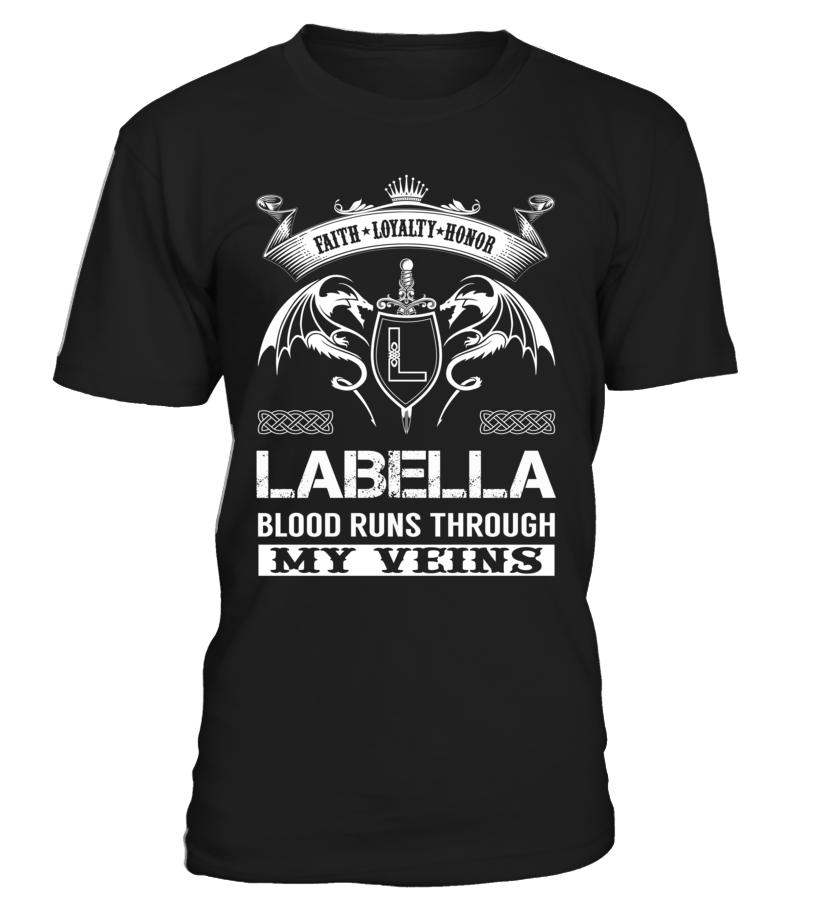 LABELLA Blood Runs Through My Veins