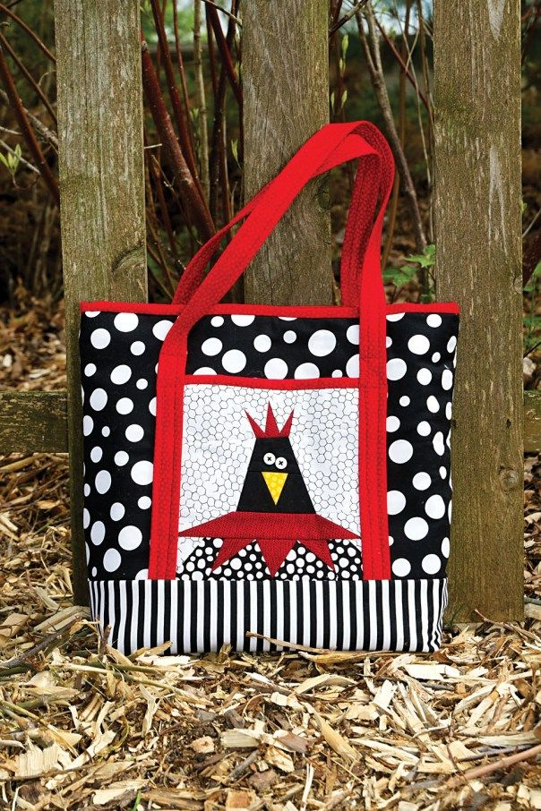 The Marney Bag Pattern