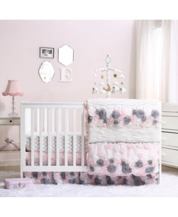 The Peanutshell Colette Nursery Collection Reviews Bedding