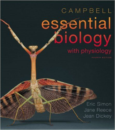 Test Bank For Campbell Essential Biology with Physiology 4th Edition ...