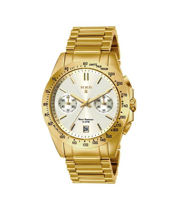 4850df7039 Reloj de hombre Drive Crono Tous | ACCESSORIES MEN | Reloj, Moda ...
