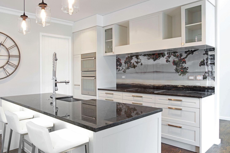 Modern Kitchen Splashbacks mgp ltd on   kitchens