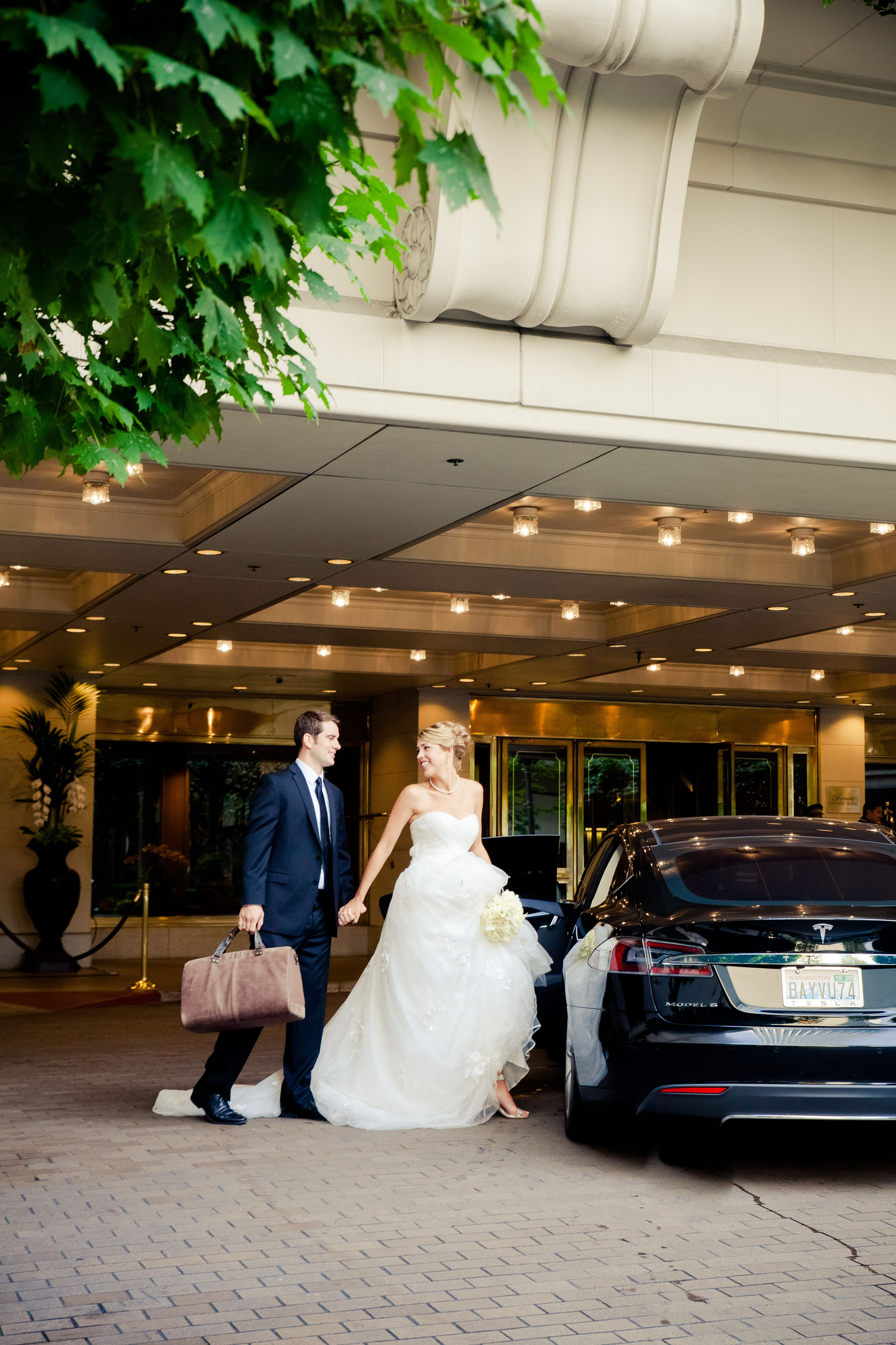 Make Your Great Escape From Our Grand Motor Entrance