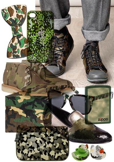 Bagaholicboy Muses #435 – Camo Chic