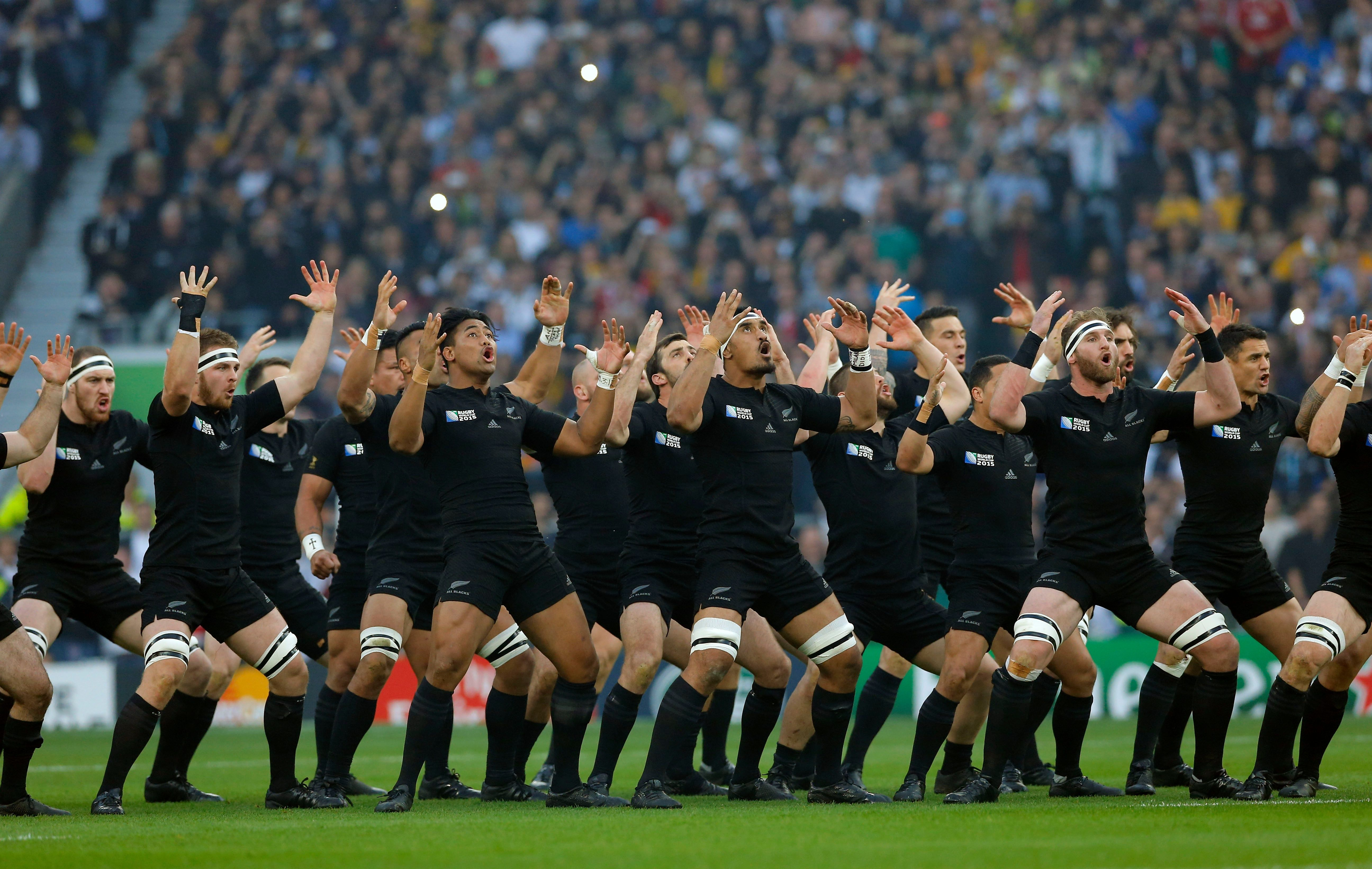 New Zealand V Australia Rugby World Cup 2015 Final In Pictures