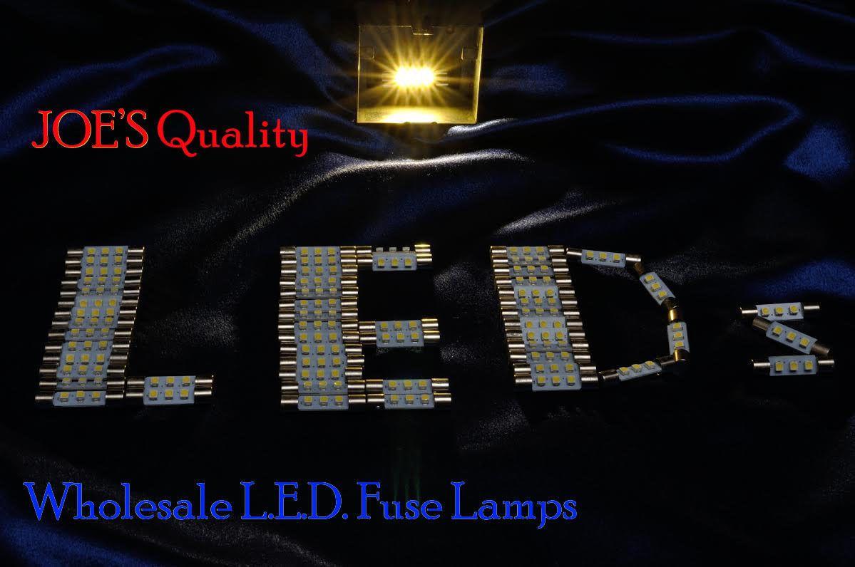 20 Twenty New Warm White Leds 8v Fuse Lamps Marantz See Pics Other Warm White Fuses Lamp