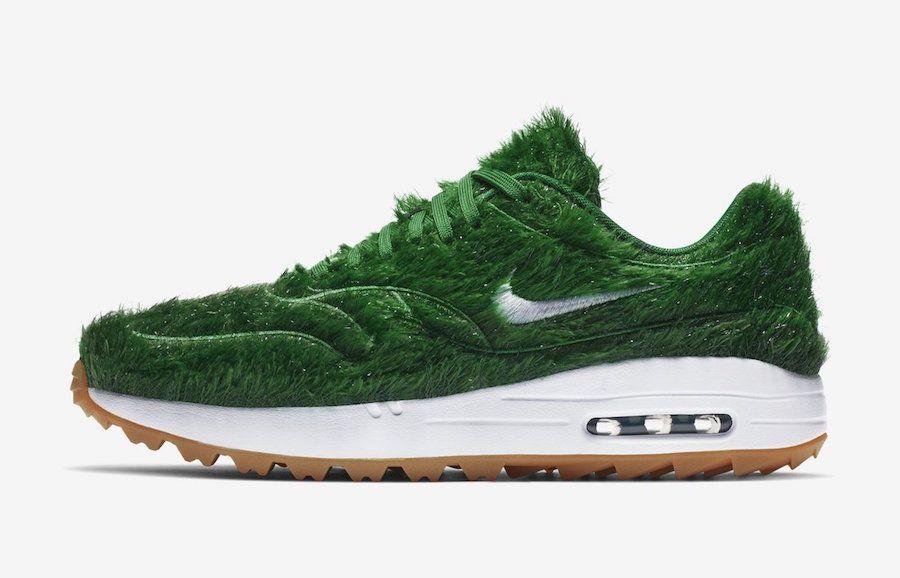 7a40a6d15e819f Nike Air Max 1 Golf Grass Release Date
