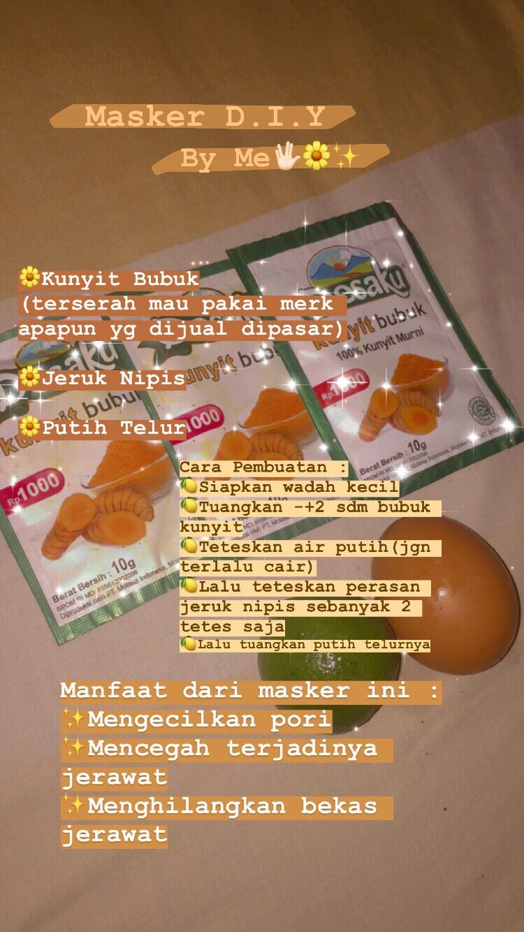 Manfaat Putih Telur Dan Jeruk Nipis Untuk Wajah Berjerawat