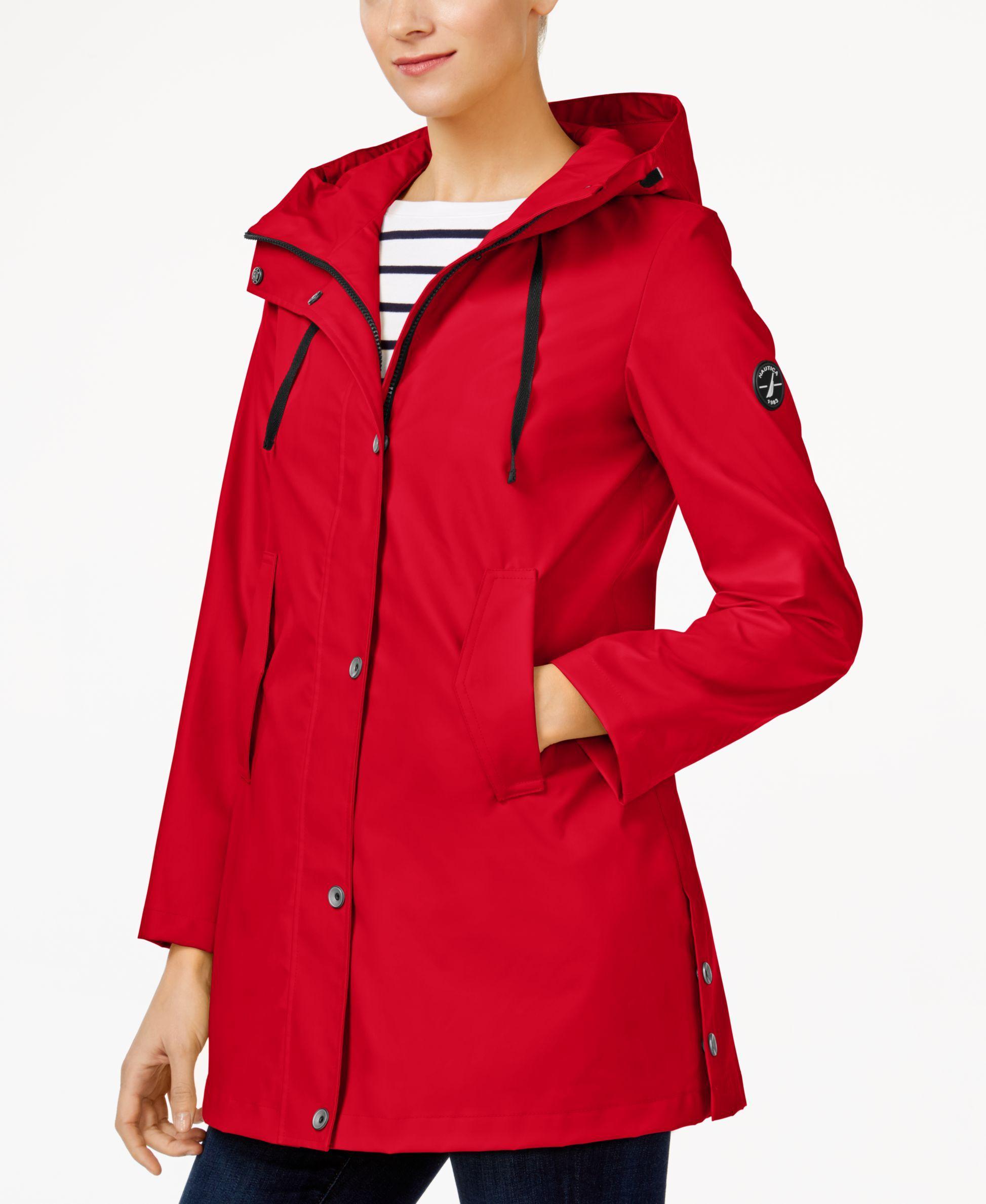 Aline Rubber Rain Coat Raincoat