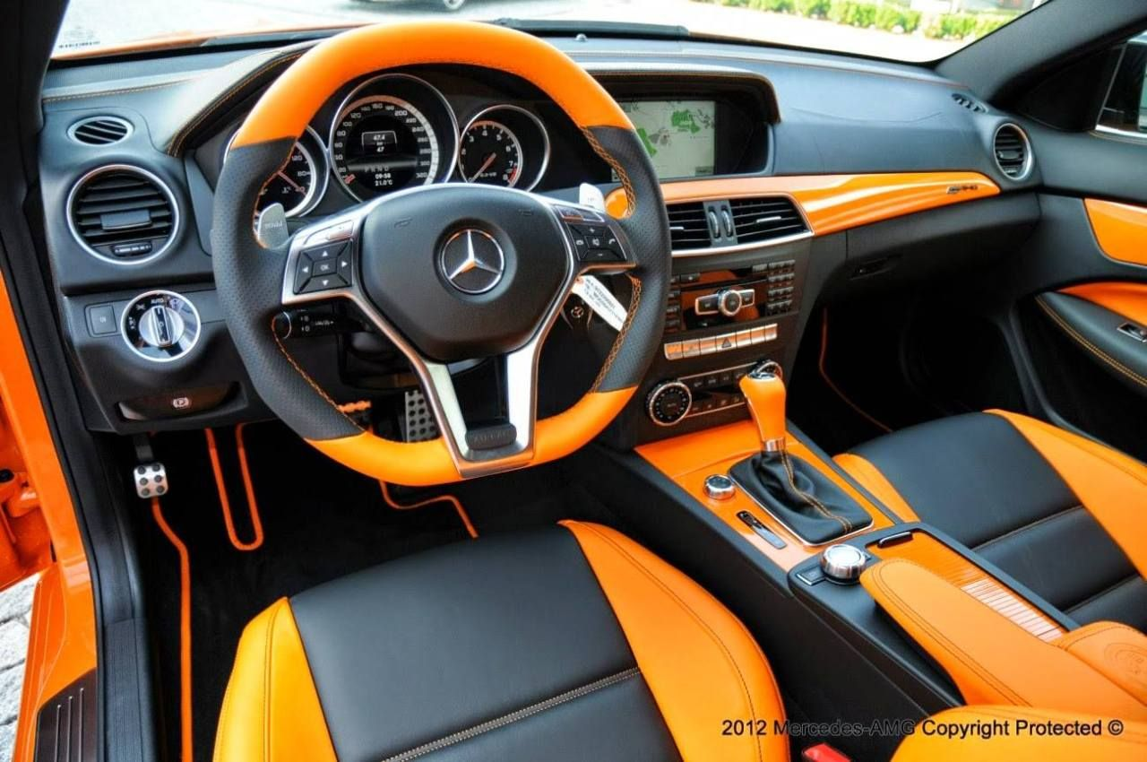 Mercedes Benz The Mercedes Amg C 63 Black Series In Special