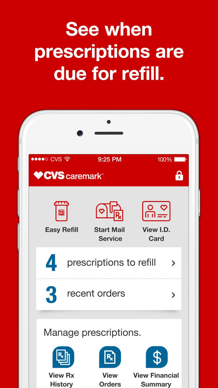 CVS Caremark Fitnessampappsios Cvs, Ios apps, App