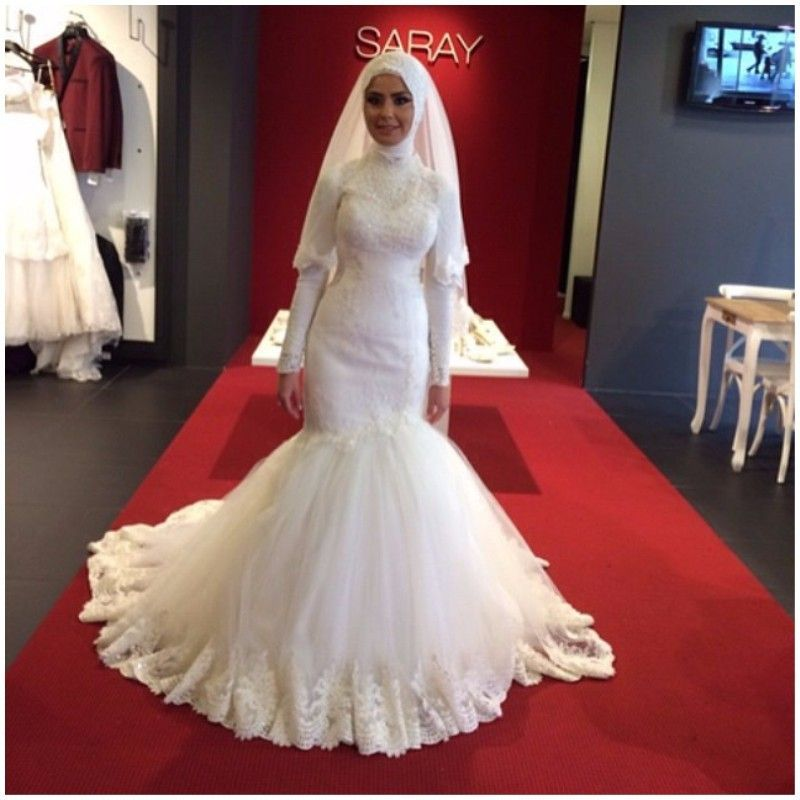 imported wedding dress long sleeve Ball Gown Bridal Gown 2017 ...
