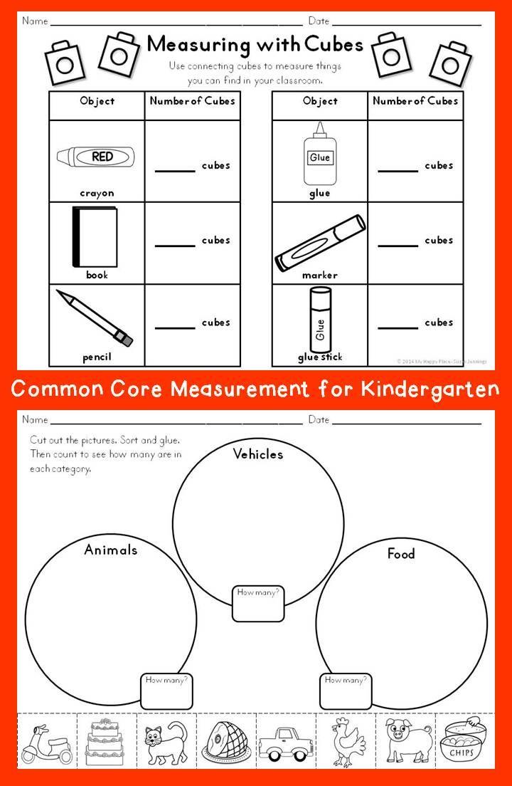 Measurement for Kindergarten   Measurement kindergarten [ 1104 x 720 Pixel ]