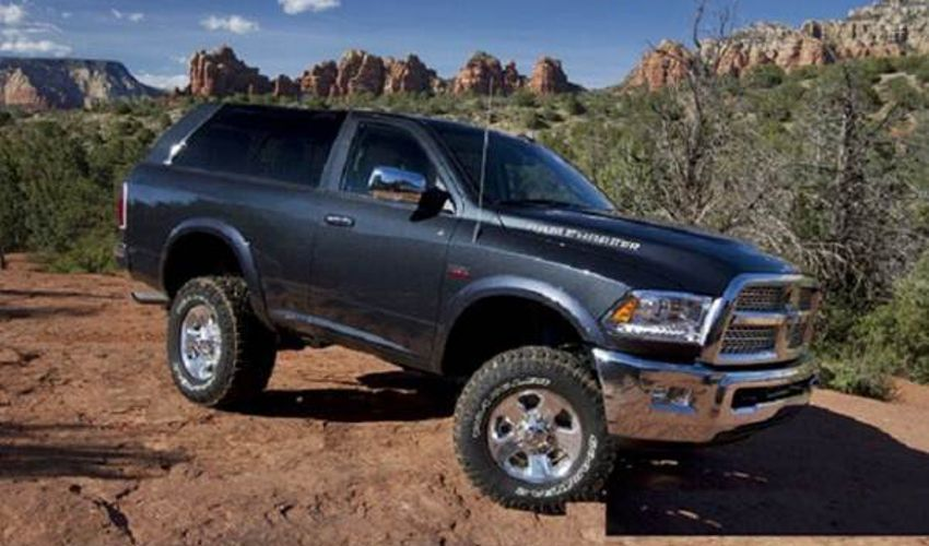 2019 Dodge Ramcharger Review, Engine, Price and Specs