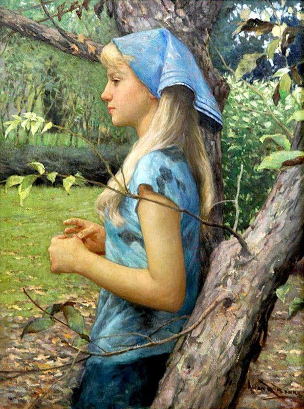 Allan R. Banks  art