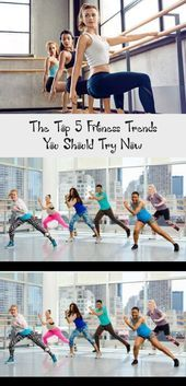 #Fitness #Health #Top #Trends Full Body Workout -HIIT > 5 fitness trends you should try #HealthandFi...