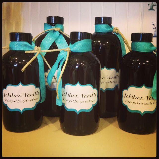 Mudpies and Tutus: Finishing Homemade Vanilla & Making Vanilla Sugar