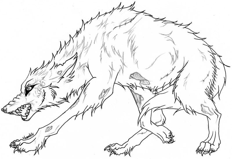 Great Wolf Coloring Pages on a budget