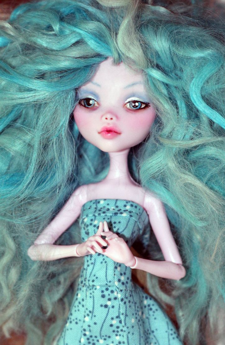 Custom Monster High/Monster High Repaint by *Surlybunny on ...